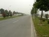 Empty Highway near Tongli
