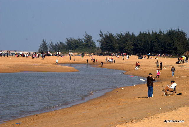 Spring Festival Beach
