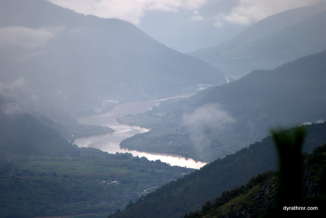 Yangtse River near Lijiang